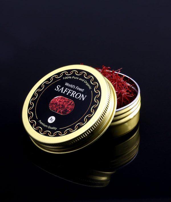 Saffraan allergie 3 gram