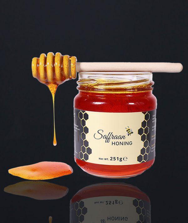 Saffraan-Honing